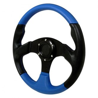 Spec-D® - 320mm Type-2 Style Steering Wheel