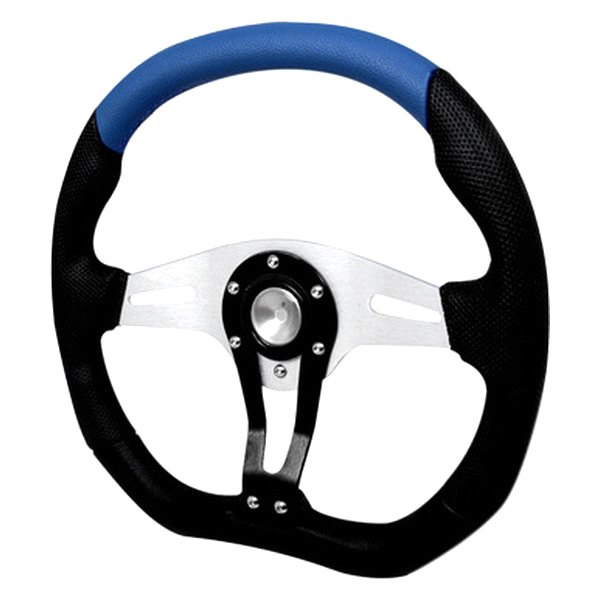 Spec-D® - 350mm Technic Style Steering Wheel