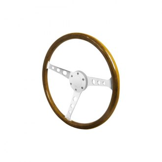 Spec-D® - Wooden Steering Wheel