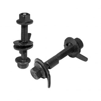 Spec-D® - Black Front Camber Bolts