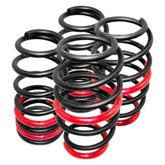 "Spec-D® - 2"" x 1.5"" Front and Rear Lowering Coil Springs"