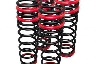 Spec-D® - Black Lowering Springs
