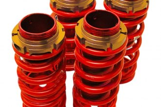 Spec-D® - Red Coilover Springs