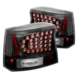 Spec-D® - Black/Smoke LED Tail Lights