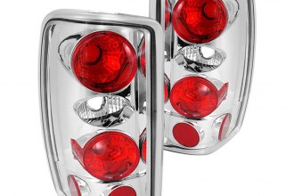 Spec-D® - Chrome Euro Tail Lights