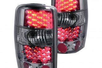 Spec-D® LT-DEN00GLED-KS - Smoke LED Tail Lights