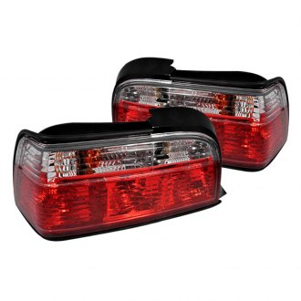 Spec-D® - Red Euro Tail Lights