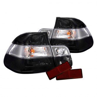 Spec-D® - Smoke Euro Tail Lights