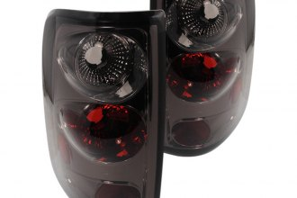 Spec-D® LT-F15004G-TM - Smoke Euro Tail Lights