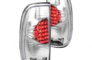 Spec-D® - Chrome LED Tail Lights