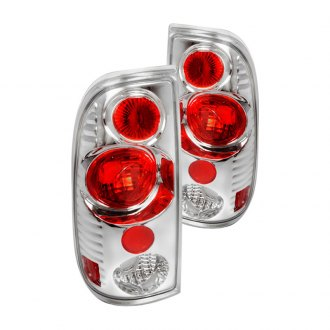 Spec-D® - Chrome Euro Tail Lights G2