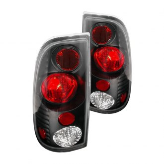Spec-D® - Black Euro Tail Lights G2