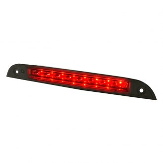 Spec-D® - Chrome/Smoke LED 3rd Brake Light