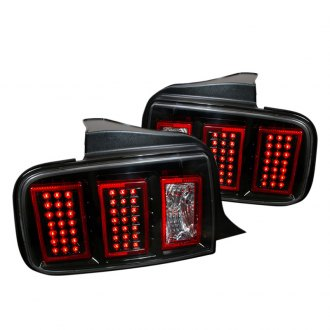 2006 ford mustang custom factory tail lights. Black Bedroom Furniture Sets. Home Design Ideas