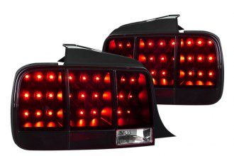Spec-D® - Red/Smoke LED Sequential Tail Lights