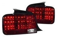 Spec-D® - Red LED Sequential Tail Lights