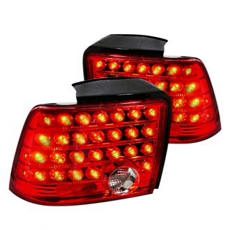 Spec-D® - Red LED Tail Lights