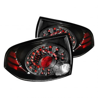 Spec-D® - Carbon Fiber/Red LED Tail Lights