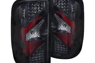 Spec-D® - Carbon Fiber Optic LED Tail Lights