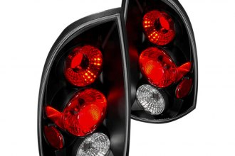 Spec-D® - Black Euro Tail Lights