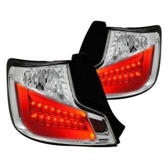 2013 Scion tC Custom  Factory Tail Lights  CARiDcom