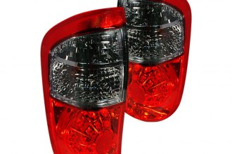 Spec-D® - Red/Smoke LED Tail Lights