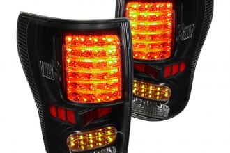 Spec-D® LT-TUN07JMLED-JP - Black LED Tail Lights
