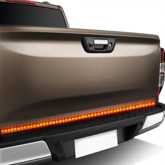 Spec-D® - Red Tailgate LED Light Bar