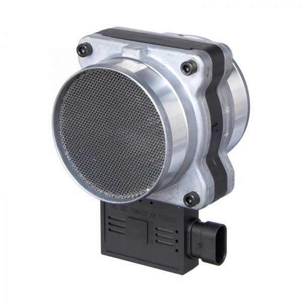 Spectra Premium® - Black and Silver Plastic, Aluminium Mass Air Flow Sensor