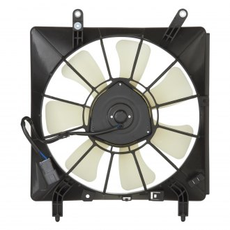 Spectra Premium® - Right A/C Condenser Fan Assembly