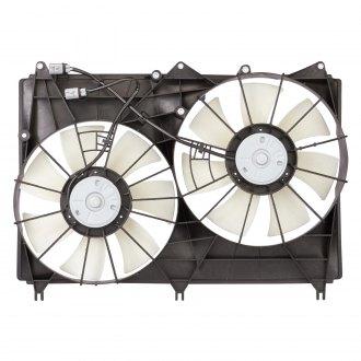 Radiator And Condenser Fan For Suzuki Fits Grand Vitara SZ3115107