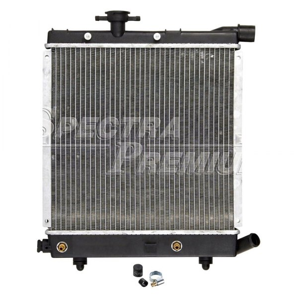 [How To Remove Radiator From A 1992 Dodge D150]