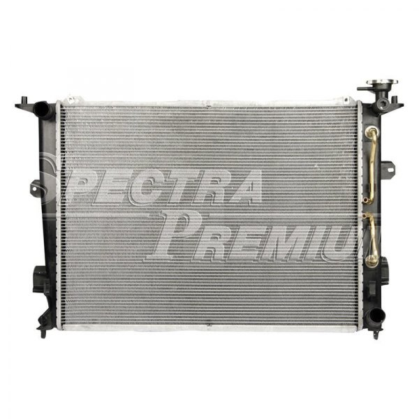 how to remove radiator from a 2009 hyundai santa fe. Black Bedroom Furniture Sets. Home Design Ideas