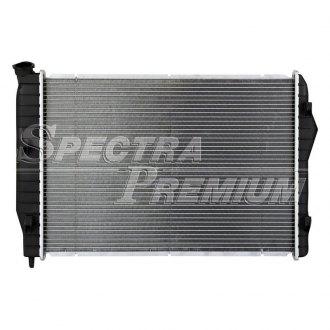 Spectra Premium CU1486 Complete Radiator for Chevrolet//Pontiac