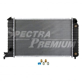 Spectra Premium® CU1531 - Engine Coolant Radiator