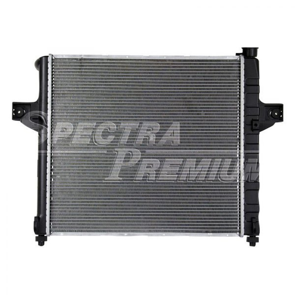 spectra premium jeep grand cherokee 1999 2000 radiator. Black Bedroom Furniture Sets. Home Design Ideas