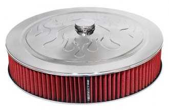 Spectre Performance® - Round High Flow Air Cleaner