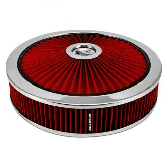 Spectre Performance® - ExtraFlow™ Round Air Cleaner Assemblies