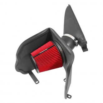Spectre Performance® - Air Intake System with Red Filter