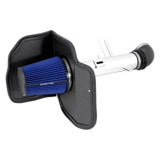Spectre Performance® - Aluminum Polished Cold Air Intake System with HPR® Filter