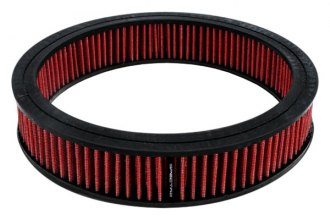 "Spectre Performance® - HPR™ High Flow Air Filter 14""x 3"" Round - Red"