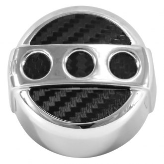 Spectre Performance® - Chrome Overflow Cap Cover