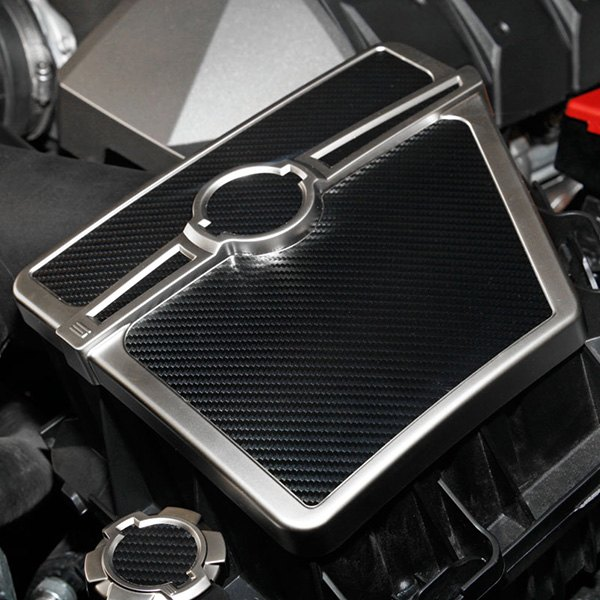 Spectre Performance® - Silver Air Box Cover