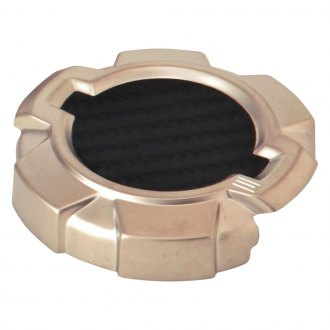 Spectre Performance® - Modern Design Bronze Windshield Washer Cap Cover