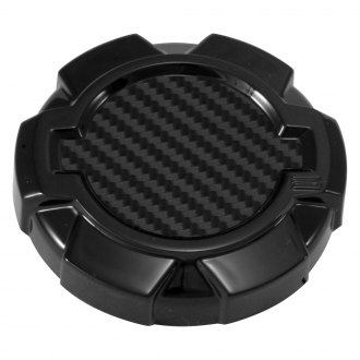 Spectre Performance® - Black Overflow Cap Cover