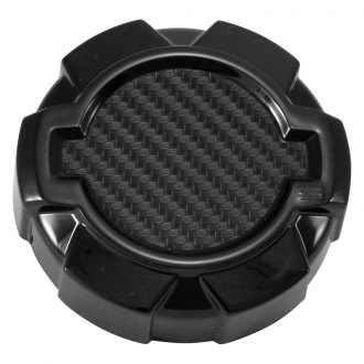 Spectre Performance® - Black Oil Filler Cap Cover