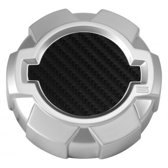 Spectre Performance® - Silver Oil Filler Cap Cover