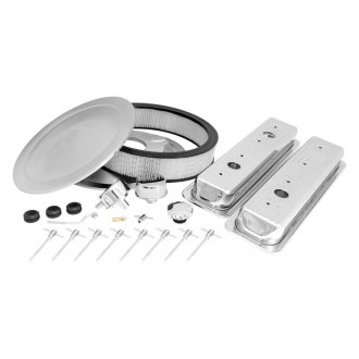 Spectre Performance® - Polished Engine Dress-Up Kit