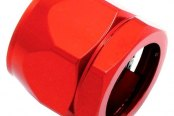 "Spectre Performance® - 0.5"" I.D. Magna-Clamp Heater Hose/Oil Line Fitting - Red"