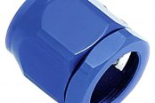 "Spectre Performance® - 5/8"" I.D. Magna-Clamp Heater Hose/Oil Line Fitting - Blue"